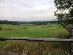 Antietam - a small part of it.