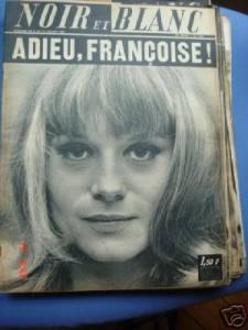 Françoise Dorléac in 1967.