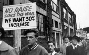 Detroit, 1945.
