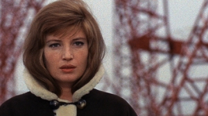 "Monica Vitti as Giuliana in ""Red Desert."""
