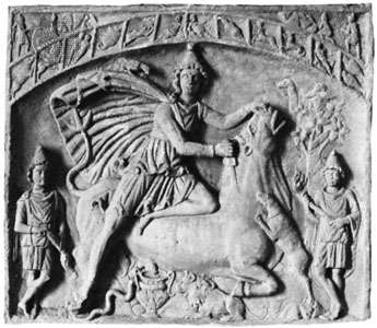 Mithra-bull-ad-bas-relief-Wiesbaden-Germany-Stadtisches